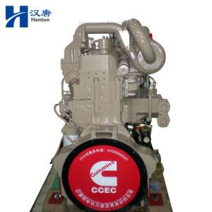 Motor Cummins diesel KTTA19-C700 para equipos de construcción (Belaz Camión minero 7555B)