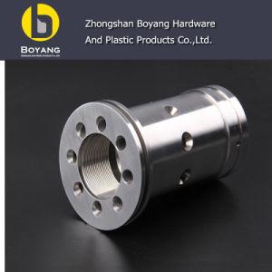 La precisión de mecanizado CNC de piezas de repuesto de aluminio