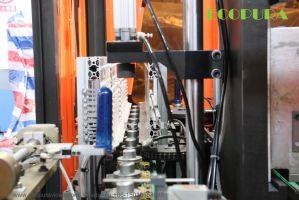 Usine de remplissage automatique de l'eau embouteillée / 3 en 1 Machine d'embouteillage de l'eau minérale