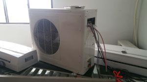 WegRasterfeld aufgeteilte Sonnenenergie-Energien-Inverter-Klimaanlage Gleichstrom-100%