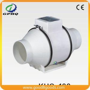 Ventilatore in-linea schema sequenza di funzionamento di plastica del condotto di alta qualità 150mm
