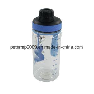 800ml 28oz Custom著透過蛋白質のシェーカーのびん