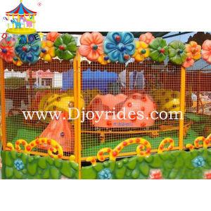 Máquina de Percurso Kiddy diversões feliz bolas de Spray de carro