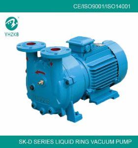 Skシリーズ単段のプラスチック企業のための液封真空ポンプ