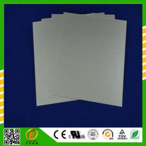 Природные слюда лист Clear Silver
