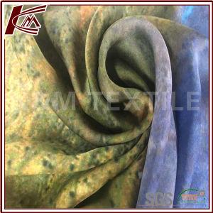 Type d'approvisionnement en soie tissée Technics Charmeuse tissus pour vêtements de nuit