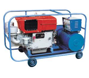 La serie GF1 grupos electrógenos diesel
