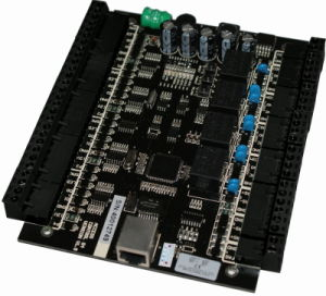 E. Link-04 TCP/IP Access Control Board 10000 Cards and 30000 Records