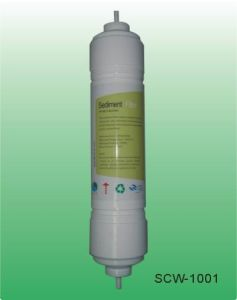 Pp.-Wasser-Filter