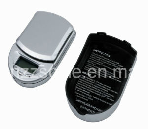 Preiswerter Preis-Digital-Pocket Schuppe