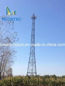 Lattice Steel Towers for Telecommunication (MGT-LT004)