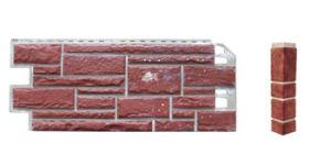 PP Panneau mural Panneau faux mur de pierre (VD100101~VD100501)