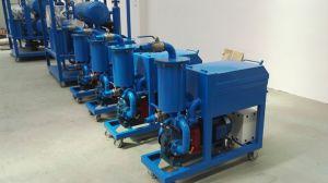 La prensa de la placa de Purificador de aceite para la purificación de Aceite de Turbina