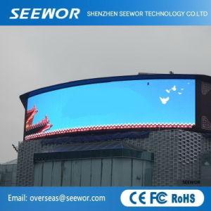 Le SMD3535 P16 Outdoor plein écran LED de couleur