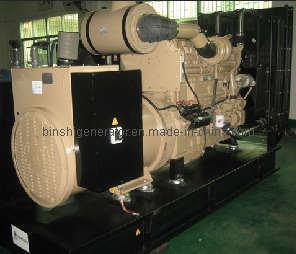 216kVA Cummins Generador Diesel con alta calidad