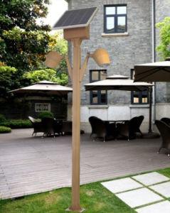 防水高い内腔容易な取付けられたLEDの庭の太陽エネルギーライト