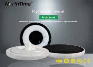 El sensor de movimiento infrarrojos teléfono aplicación controlada de Luz solar calle LED