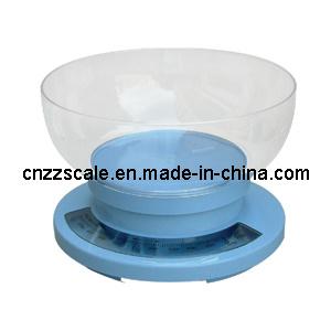 Disgaggio di plastica elettronico Zzsp-401 della cucina della famiglia