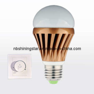 Dimmable LED Bulb E27 5W Light (XS-QP-5W-03AD)