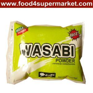 Васаби порошок в утюг Тин или в пакет 1 кг для суши приправы