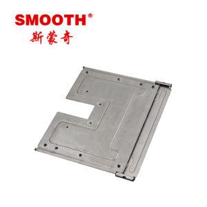 Slide personalizado do controle deslizante de metal para aluguer de DVD