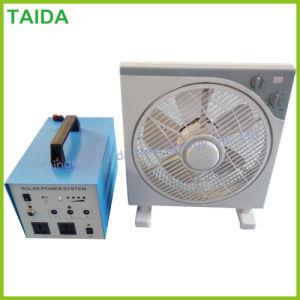 Высокая мощность всеобщей солнечной системы питания для домашнего освещения в сельских районах (TD-50W)