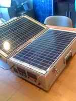 Generador solar (P005)