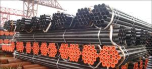 Tubi d'acciaio senza giunte di api 5L X65 per il convoglio di /Gas dell'olio (TJJSRD-08)