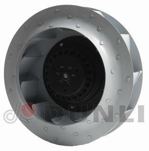 500mm ventiladores centrífugos curvadas para trás