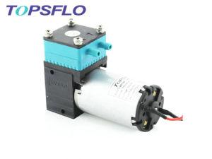 Micro DC Motor eléctrico de la bomba de la bomba de tinta para la impresora solvente bomba de tinta / solvente diafragma