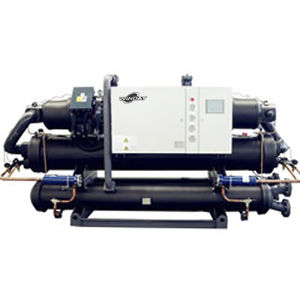 Alta eficácia o condicionador de ar terreno industrial fonte fonte de água Bombas de Calor