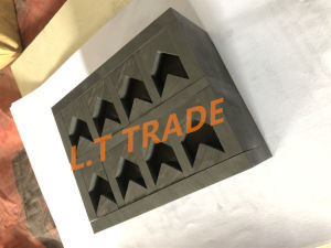 Le frittage moule de graphite isostatique utilisé pour les applications de broyage de béton