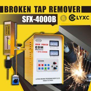 La Chine de bonne qualité Sfx-4000b casse Appuyez sur Remover Esay hors de la machine vis cassée de grande ou petite pièce de travail aucun dommage sur le filetage