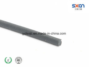 Esponja de espuma de silicone personalizada fita de vedação de borracha