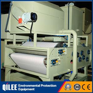 Filtropressa della cinghia di separazione di solido liquido per l'acqua di scarico della fabbrica di birra