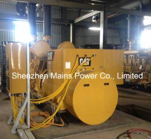 3516b 2500kVAのスタンバイ猫のディーゼル発電機のJobsitのインストール工学発電機