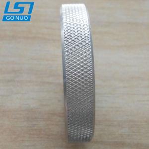 Fixation personnalisé aluminium Tête moletée écrous borgnes ronde