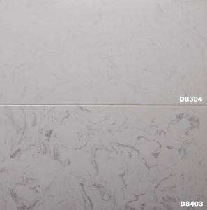 珊瑚の人工的な水晶石の平板