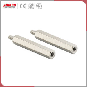 Venda por grosso Eco-Friendly M1.0~M20 por grosso perno roscado do parafuso de aço inoxidável para construir
