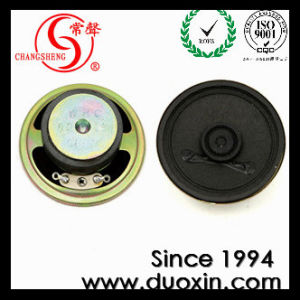 Dxyd77N-22Z-8A 77mm de coluna de papel 8 ohm 0,5W altifalantes do carro de alarme