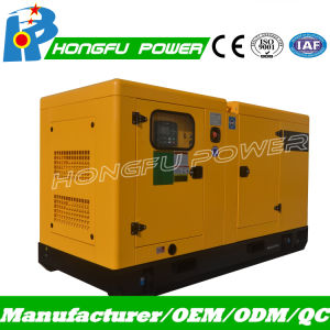 Энергопотребление в режиме ожидания 28квт/35 ква генераторной установки с ФАО, утвержденном CE двигателя