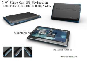 7.0  IPS 스크린 FM 전송기를 가진 차 트럭 바다 GPS 항법, 후방 사진기AV 에서, 소형 GPS 항해 체계, 이동 전화, Tmc 추적자, 텔레비젼을%s Bluetooth