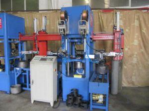 Saldatrice automatica della maniglia della bombola per gas di GPL
