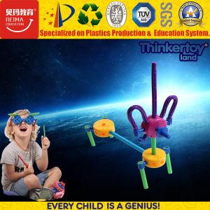 3D bricolaje silla caliente de la construcción de la venta de juguetes para niños