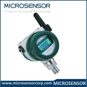 デジタル情報処理機能をもった無線圧力センサーMPM6861G
