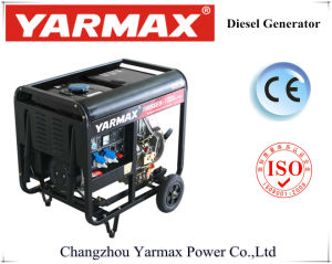 generatore diesel a tre fasi 6kVA