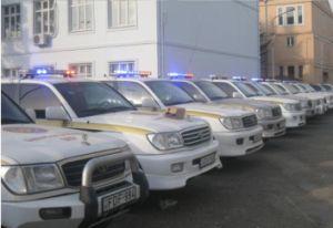 De multifunctionele Lichte Staaf van de Politie van het Verkeer met het LEIDENE Scherm