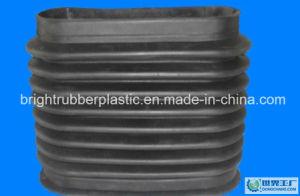 Het rubber vormde Opblaasbare Buis, RubberDelen
