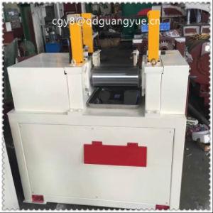Laminatoio del rullo del laboratorio due con la macchina di controllo di temperatura della muffa