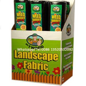PP Nonwoven雑草防除の網の地被植物の景色ファブリック
